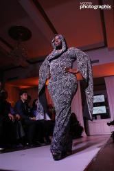 Model Suzette Michelle face of Marco Hall Collection