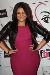 Plus Super Model Christina Mendez