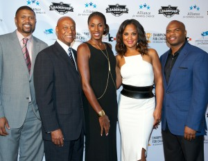 Jalen-Rose-Kevin-Chavous-Lisa-Leslie-Laila-Ali-Curtis-Conway-champions-for-choice-espy-black-enterprise