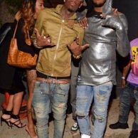 Rich homie Quan and Trinidad James
