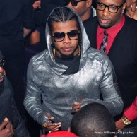 Trinidad James inside the club